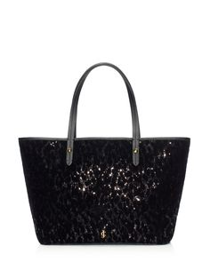 Juicy Couture sparkle tote<3<3