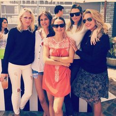 Pin for Later: This Malibu Bash Is Where All the Stars Spent Memorial Day Erin Foster, Sara Foster, Jennifer Meyer, and Friends