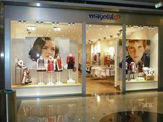 Nueva tienda en Marineda CIty: Mayoral. Los encontraréis en la planta baja, al lado de Poly.