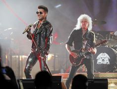 """We've played to some of your mothers and fathers,"" Queen guitarist Brian May remarked to the full-house crowd during their show at United Center on Thursday. ""And some of your grandchildren, I'm sure."" Certainly, Queen's reign has spanned generations. And with their current incarnation including former ""American Idol"" runner-up Adam Lambert as singer, the audience's ages at the opening night of their North American tour ranged from younger Glamberts, as Lambert's fans are called, to folks…"