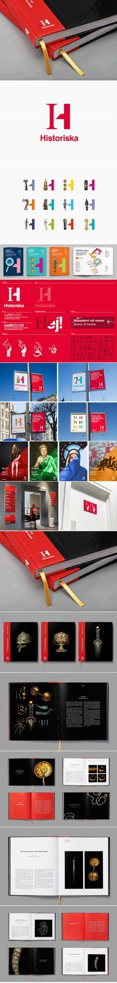 Historiska - Branding