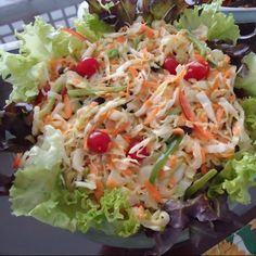 Salada Crua de Botequim