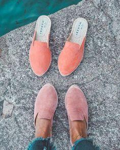 Espadrilles Source by trendymood Shoes Crazy Shoes, Me Too Shoes, Daily Shoes, Espadrilles, Mode Shoes, Paris Mode, Pumps, Mode Inspiration, Flat Shoes