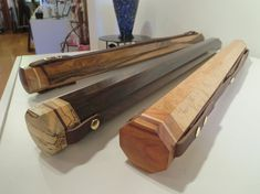 Fly Rod Cases by MikeBaumgardner on Etsy