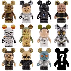 Vinylmation Star Wars 5 Series Figure - 3''
