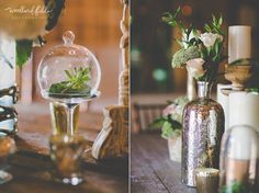 Floral: Designs By Darin   Photo: Woodland Fields Photography  Event Design: John Gandy Events