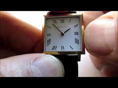 Zenith Vintage Ladies Wrist Watch
