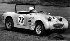 Austin Healy Sprite - 50's Racing America