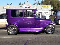 Love the color Purple Love, Purple Hues, All Things Purple, Shades Of Purple, Deep Purple, Pink Purple, Purple Stuff, Hot Rods, Malva