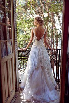 Vestido de noiva   Coleção prêt-à-porter da Maison Kas - Portal iCasei Casamentos