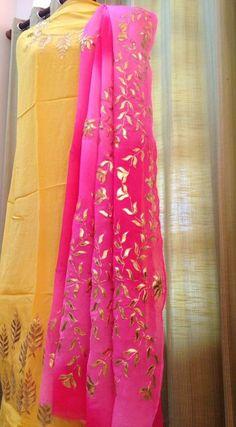 Punjabi Suits Designer Boutique, Indian Designer Suits, Indian Suits, Indian Attire, Indian Dresses, Punjabi Salwar Suits, Punjabi Dress, Patiala, Kurtha Designs