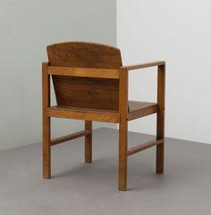 Lot 113A102 - Kinderstuhl, um 1926 Dieckmann, Erich (im Stile von) -> Auction 113A - Text: english Version