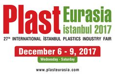 DELTA ENGINEERING INVITES YOU TO PLAST EURASIA would like to invite you from to December 2017 to the event that covers all of the manufacturing processes, technologies and services essential to the plastics sector. Read more on our website. Plastic Industry, Blow Molding, Read More, Invites, Engineering, December, Website, Architectural Engineering