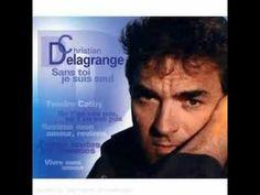 mes souvenirs d'ecole!!! Christian Delagrange - Sans toi je suis seul ( 1972 )