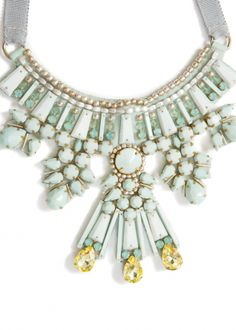 Clustered Jewel Necklace - New This Week - Matthew Williamson