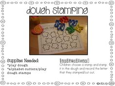 ABC Centers For The Frugal Teacher {Letter ID} - COMBO PACK - easy centers for Kindergarten!