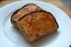 Lottie and Doof: English Muffin Bread (very easy)