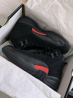 best cheap 14cfd 4e693 AIR JORDAN 12 BLACK RUSH PINK RETRO  fashion  clothing  shoes  accessories
