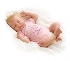 So Truly Real Babies | So Truly Real Personalized Realistic Baby Doll: A Lifelike Realistic ...