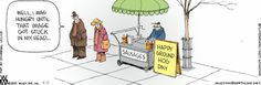 Happy Ground Hog Day -- Non Sequitur for Monday, 2 February 2015