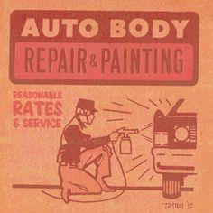Auto Body Remix by Keith Tatum