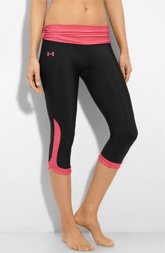 Under Armour 'Shatter' Capris | Nordstrom  I love these, i own a pair but i could use another!  #17holiday
