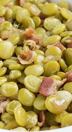 Southern Butter Beans