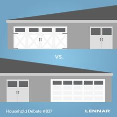 Which type of garage door do you like best: carriage or classic? San Bernardino National Forest, Garage Door Styles, Eagle Homes, Lake Elsinore, Central Valley, New Community, New Homes For Sale, Bedroom Styles, Real Estate Marketing