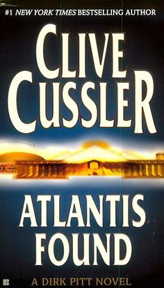 Clive Cussler with Dirk Pitt An entertaining read but at no point were you unsure of the heroes safety or success. Also found just a touch of casual sexism.