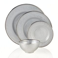 Z Gallerie - Paramount Dinnerware - Set of 4