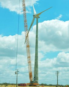 Complexo eólico Jaú  #enercon #bosch #härkanmanva #goldhofer #siemens #windpark #emden #sunset #hannovermesse #suitup #renewableenergy #borea #windlife #a6 #work #windkraft #felbermayr #crane #craneporn #kenny #cranelife #craneoperator #windturbine #eig #investinpoland #energyinvestgroup #wiatraki #vianacastelo #wind #rottnest