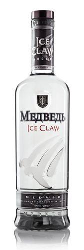 Russian premium vodka for 30-50 old men