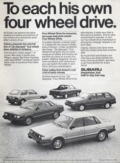 1984 Subaru General