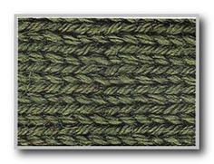 Курс вязания спицами. Сборка изделий. Соединение резинки 1 x 1 вдоль вертикальных кромок