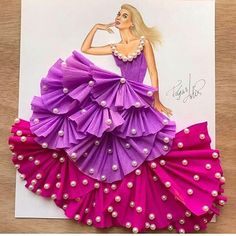 Fashion Illustration Collage Paper Ideas For 2019 Fashion Illustration Collage, Fashion Illustration Dresses, Illustration Mode, Fashion Collage, Medical Illustration, Fashion Painting, Fashion Illustrations, Fashion Design Drawings, Fashion Sketches
