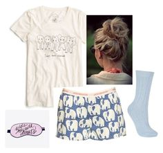"""Pj's"" by mayarose1704 ❤ liked on Polyvore featuring J.Crew and John Lewis"