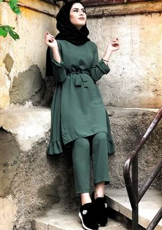 534 best hijab hipster images in 2019 Hijab Fashion Summer, Modern Hijab Fashion, Hijab Fashion Inspiration, Islamic Fashion, Muslim Fashion, Modest Fashion, Abaya Fashion, Fashion Outfits, Fashion Fashion
