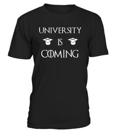 """# University Is Coming Shirt Back To School Student W .  Special Offer, not available in shops      Comes in a variety of styles and colours      Buy yours now before it is too late!      Secured payment via Visa / Mastercard / Amex / PayPal      How to place an order            Choose the model from the drop-down menu      Click on """"Buy it now""""      Choose the size and the quantity      Add your delivery address and bank details      And that's it!      Tags: It's that time of year for any…"""