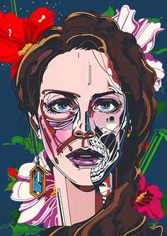 Lana Del Rey by RUDCEF