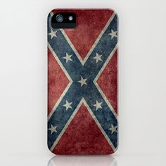Confederate flag Vintage version iPhone & iPod Case by LonestarDesigns2020 - Flags Designs + - $35.00
