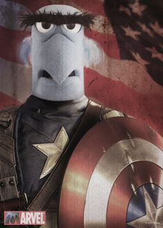 There'll never be a Better Captain America!