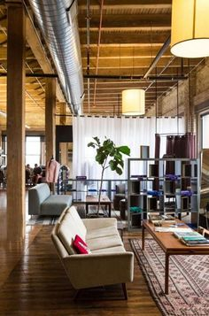Take a tour of this AMAZING office space (photos by Lucy Hewett)