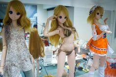 Kizuna Yumeno Smart Doll by sakurai_pikachu