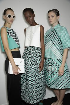 HOLLY FULTON SPRING 2015 RTW