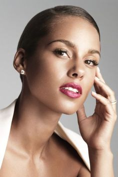 Alicia Keys Is the Face of Givenchy Fragrance 2014