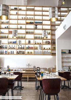 Can The Can Restaurant - Lisbon