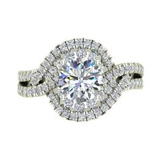 Engagement Rings Galore! Complete the perfect purposal with this Twirl Diamond Engagement Ring! https://www.glitzdesign.us/collections/glitz-design-diamond-rings/products/glitz-design-twirl-diamond-engagement-ring-with-channel-set-diamonds-i-i1?utm_campaign=Pinterest%20Buy%20Button&utm_medium=Social&utm_source=Pinterest&utm_content=pinterest-buy-button-19ffc81e1-e7fa-4752-93be-427b137eb81e
