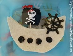 Mamabelly's Lunches With Love: Arrr Talk Like A Pirate Day Hop