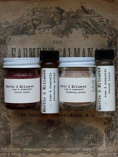 Analog Beauty: The Handmade World of Marble and Milkweed