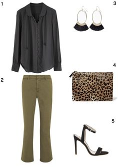 J CREW SAMMIE CHINO STYLED DRESSED UP | FASHIONMUMOF40 BLOG